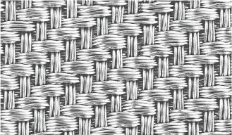 綾むしろ織