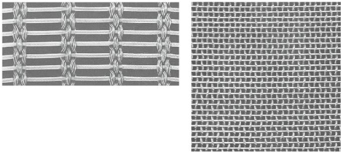 撚り線織 (トリプル織)