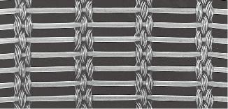 撚り線織 / トリプル織